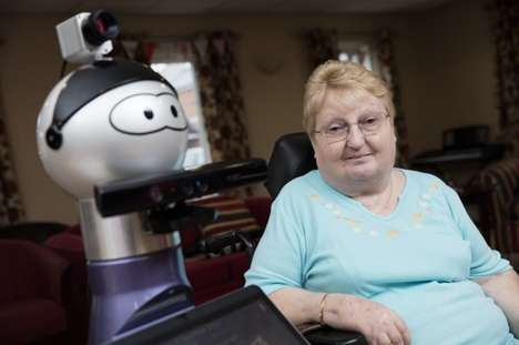 Elderly-Assisting Robots - This Social Robot is Designed to Keep the Elderly Engaged and Independent