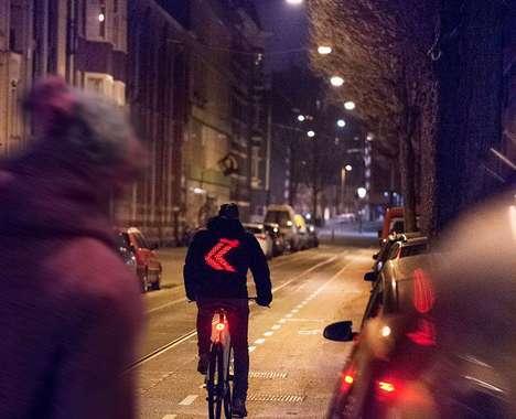 Smart Cycling Jackets