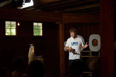 Creating New Outlooks - Kevin Pearce's Talk on Perseverance Reveals How He Overcame Physical Trauma