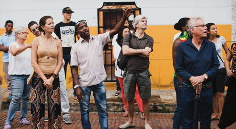 Gang-Demobilizing Tourism - These Guided Tours of Panama are Led By Rehabilitated Gang Members