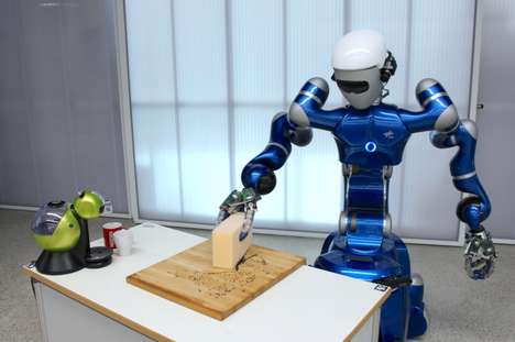 Top 30 Robot Ideas in April - From Kitchen-Cleaning Robots to High-Five Robots