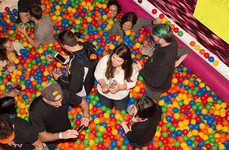 Adult Ball Pit Bars