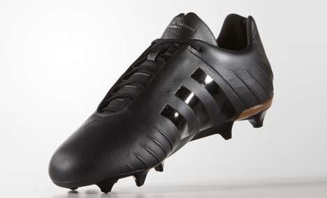 Car-Branded Soccer Cleats - Adidas' Porsche Design Sport X Football Cleat is Clean and Functional