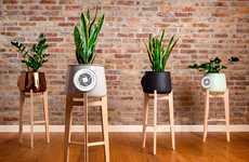 From Autonomous Planters to Smart Indoor Herb Gardens