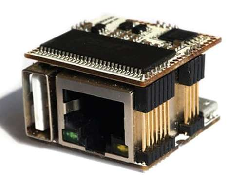 Open-Source Microcomputers