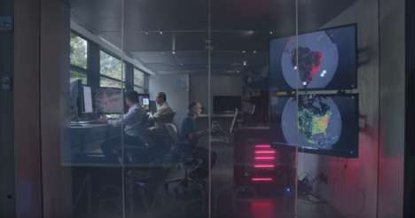 Cybercrime Cloud Networks - The Microsoft Cybercrime Center Tracks and Visualizes Illegal Activities