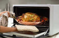 Smart Toaster Ovens - Appliance Brand June Creates an Oven that Guesses the Food Placed In It