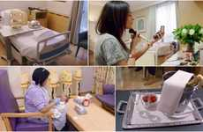 Luxurious Maternity Hospitals - The Portland Gives Expecting Mothers a Five Star Birthing Experience