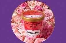 Consumer-Invited Flavor Events - Häagen-Dazs is Offering a Chance to Attend Its Spring Flavor Launch