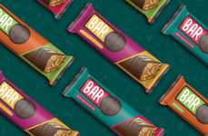 Temporal Chocolate Packaging - The Barambo Bar Design Reflects That the Snack Can be Eaten Anytime