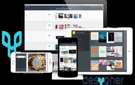 Ready-Made Design Apps - 'Startup Desygner' Allows Anyone to Create Beautiful Designs