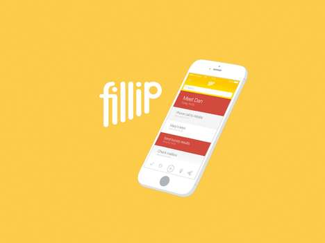 Motivational Task Managers - The Fillip App Helps You Complete Daily Tasks and Get Motivation