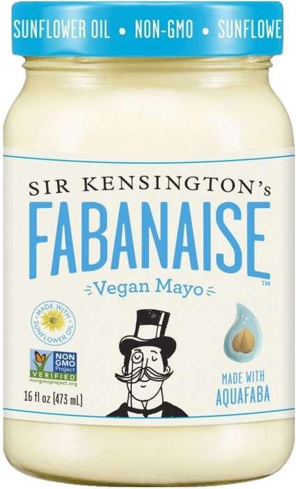 Plant-Based Sandwich Spreads - Sir Kensington's Vegan Mayonnaise is Made with Aquafaba