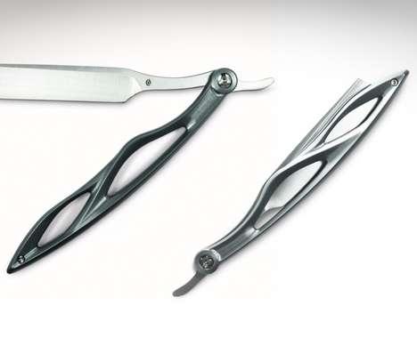 Design-Conscious Shaving Accessories