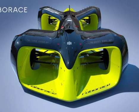 Driverless Racing Cars