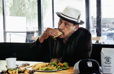 3D Taco Videos - People Can Watch Danny Trejo Eat Tacos in 3D, 360 Degree Video From Home Now