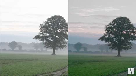 Haze-Reducing Photo Systems - The Spectral Edge Imaging System Sharpens Images Using Infrared