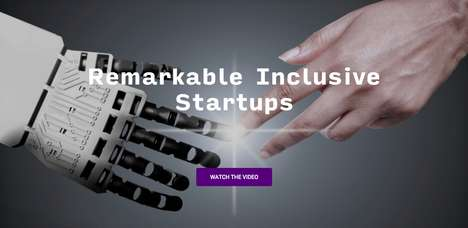 Disability-Focused Accelerators - Tech Accelerator Remarkable is Helping Startups Help the Disabled