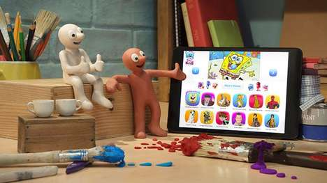Child-Designed Content Apps - The Sky Kids App Provides Content Streaming for Younger Viewers