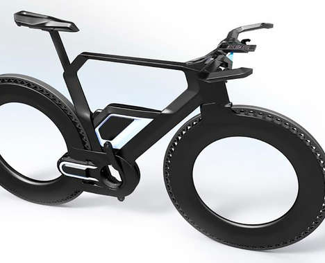 Streamlined Electric Bike Concepts