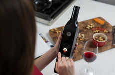 WiFi-Enabled Wine Bottles