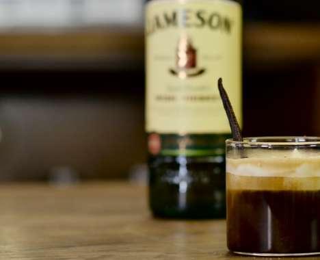 The Perfect Jameson Irish Coffee