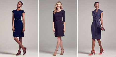 Anti-Shopping Fashion Brands - MM.LaFleur Provides Professional Women with a Stress-Free Service