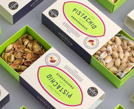 100 Snack Branding Ideas