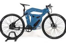 Partially Printable E-Bikes - The Trayser E-Bike Can Be Maintained With 3D-Printed Replacement Parts