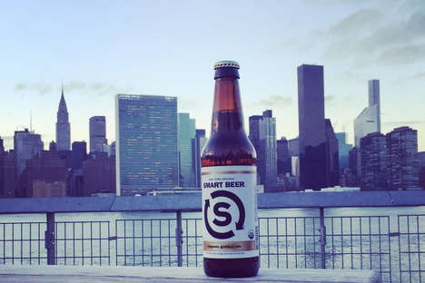 Healthier Lifestyle Beers - Smart Beer is New York State's First Organic Brew