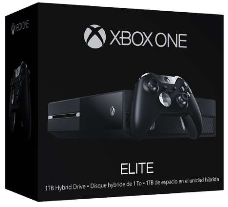 Speedy Gaming Consoles - The Xbox One 1TB Elite Console Bundle Features Faster Operation Than Ever