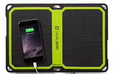Ruggedly Efficient Eco Chargers