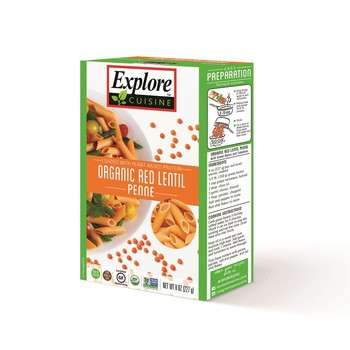 Bean-Based Pastas - Explore Cuisine's Pulse Pasta Products Are Gluten-Free and Non-GMO