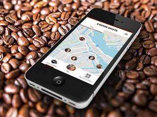 Barista-Locating Apps - Coffee Shot Connects Users to an At Home Barista for a Custom Cup of Coffee