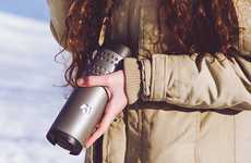 Precision Temperature Travel Mugs
