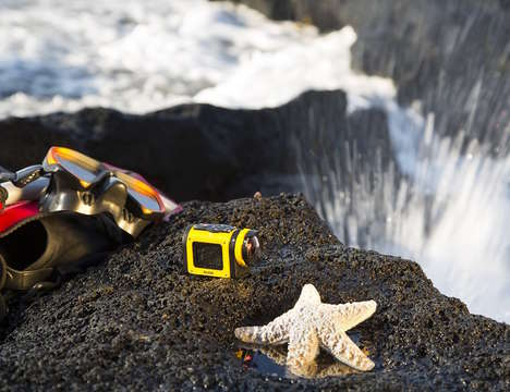 Rugged Weathered Action Cams - The Kodak 'PIXPRO' SP1 Explorer Pack is Ready for an Adventure