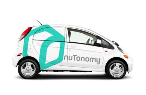 Autonomous Taxi Services - nuTonomy's Fleet of Self-Driving Taxis Aims to Disrupt Transportation
