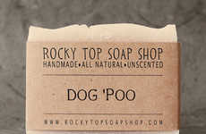 Solid Dog Shampoos - RockyTopSoapShop's Natural Dog Soap is Free from Harsh Chemicals