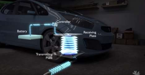Wireless Car Charger Systems - This Car Charging System Offers Optimum Efficiency and Power