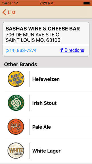 Craft Brew Locating Apps - This Beer App Helps You Find Schlafly Beers In Bars Near You