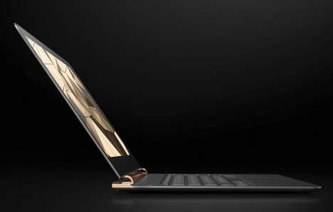 Impossibly Slim Power PCs - The HP Spectre 13.3-Inch Laptop is Thinner than the MacBook Air