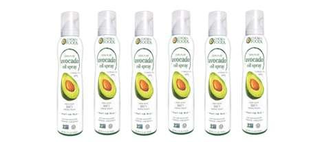 Nutritious Avocado Oil Sprays - The New Avocado Oil from Chosen Foods Comes in a Handy Spray Can