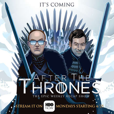 Fantasy Production Aftershows - 'After the Thrones' Gives Fans Insights on Game of Thrones