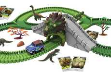 AR-Enabled Dinosaur Board Games