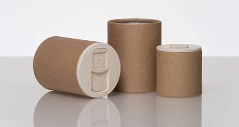 Compostable Plastic Packaging - The Vegetop Container by Sonoco is Fully Organic and Recyclable