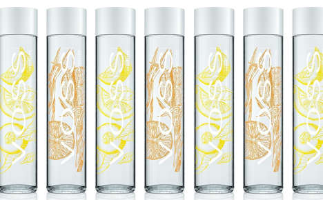 Citrus-Flavored Sparkling Waters - Voss Water Now Comes in Two Refreshing Citrus Flavors