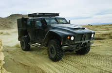 Tactical Combat Trucks