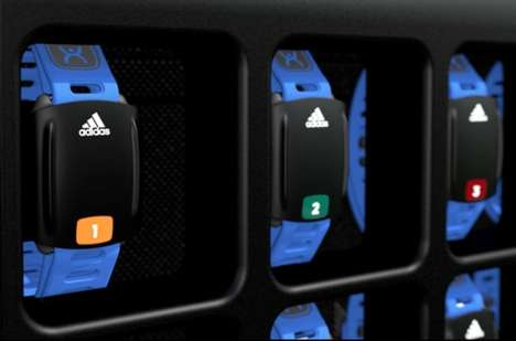 Physical Eduation Smartwatches - The adidas Zone Targets Schools to Promote Healthy Lifestyles