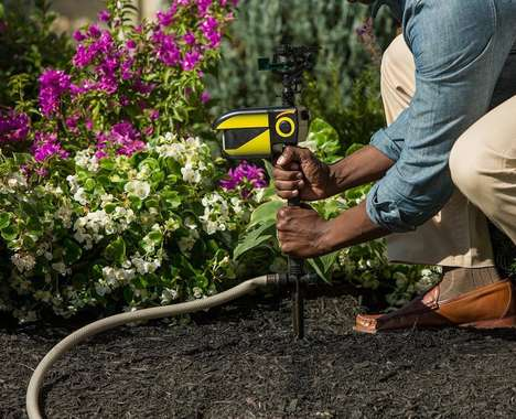 Animal-Deterring Garden Gadgets