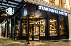 Coffee Shop Outreach Schemes - This Community Outreach Scheme Involves On-Site Training at Starbucks